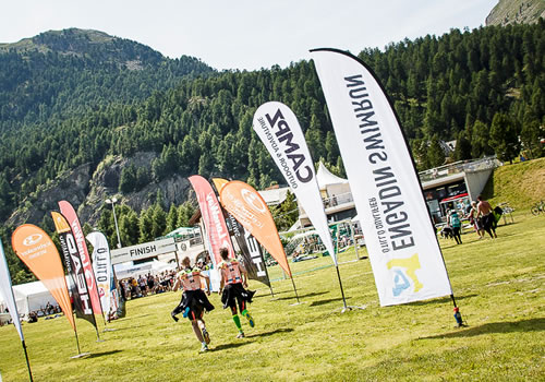 Swimrun Even Engadin - CAMPZ