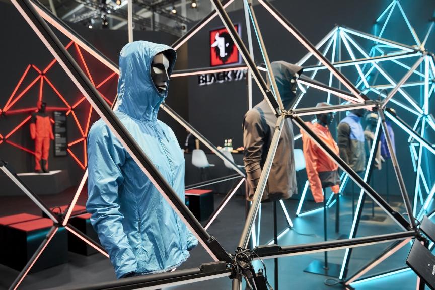 Innovative Materialien auf der OutDoor by ISPO