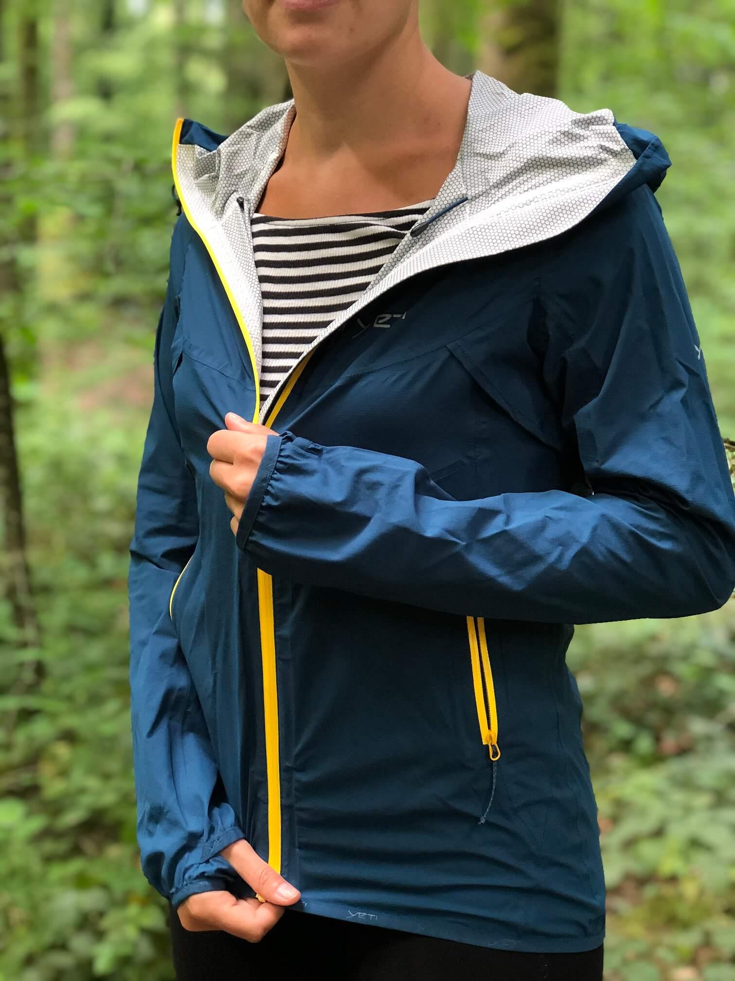 Jacke Women Yeti Mjelde W's Ultralight 2.5-Layer Jacket