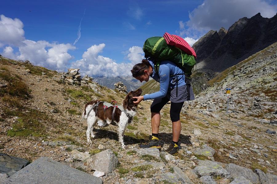 Wir stellen vor: Romy von Etappen-Wandern - Top Outdoorblog 2020 in der Kategorie »Wandern weltweit«