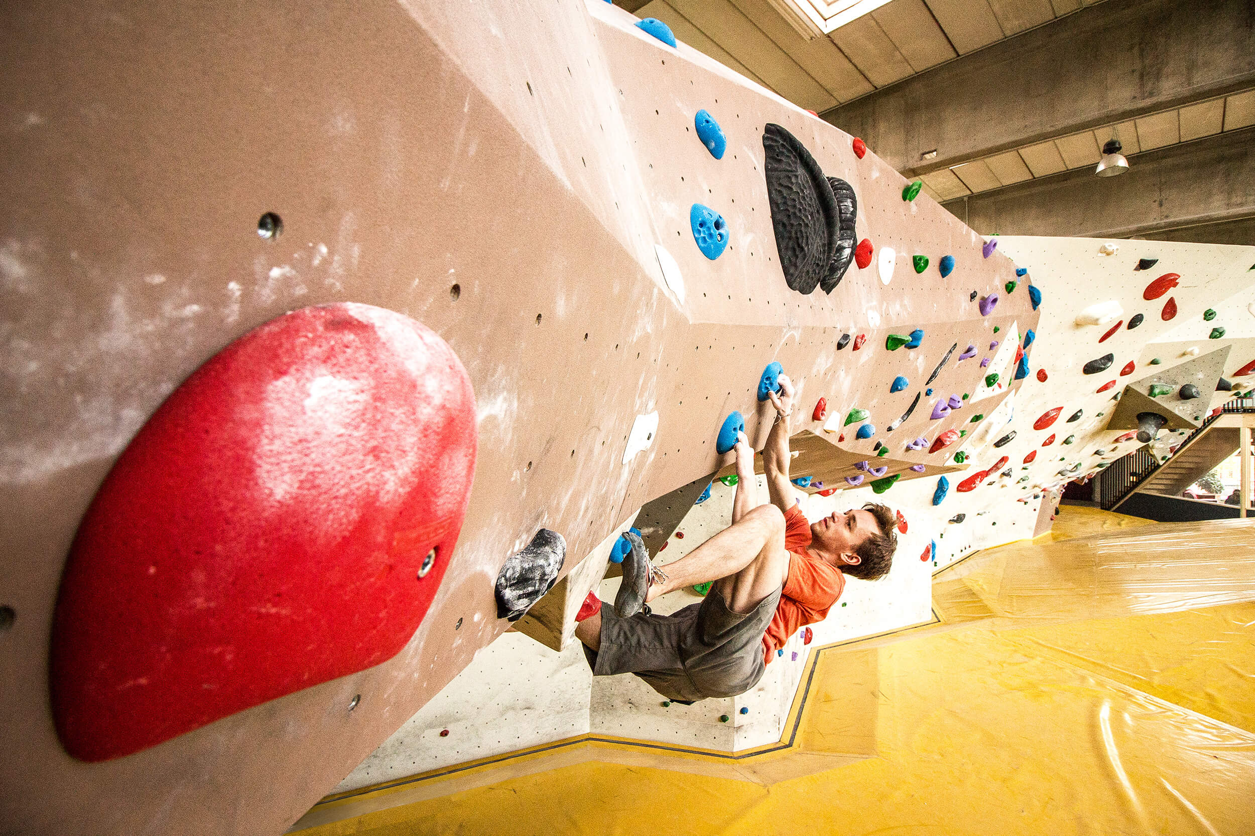 Top Boulderhalle - Boulderhalle Steinbock Zirndorf
