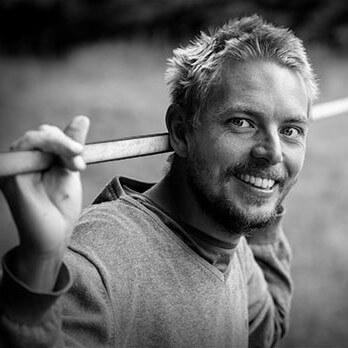 David Sjöström Portrait