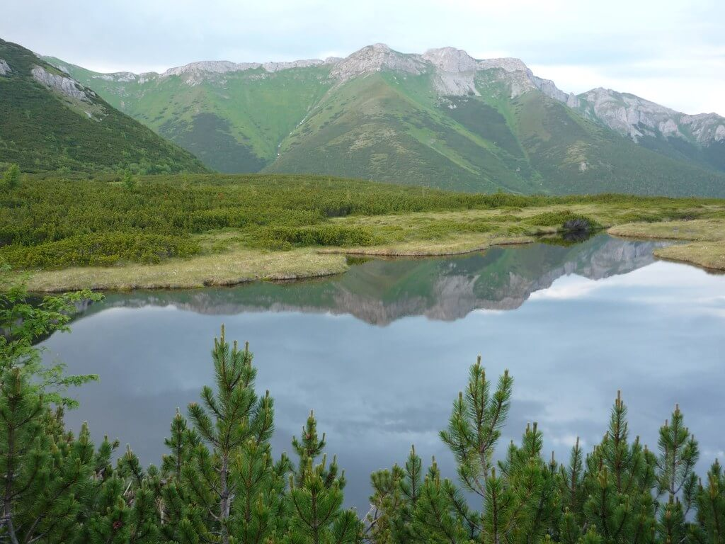 Fernwandern in der Hohen Tatra