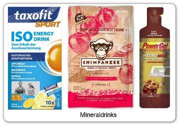 Mineraldrinks