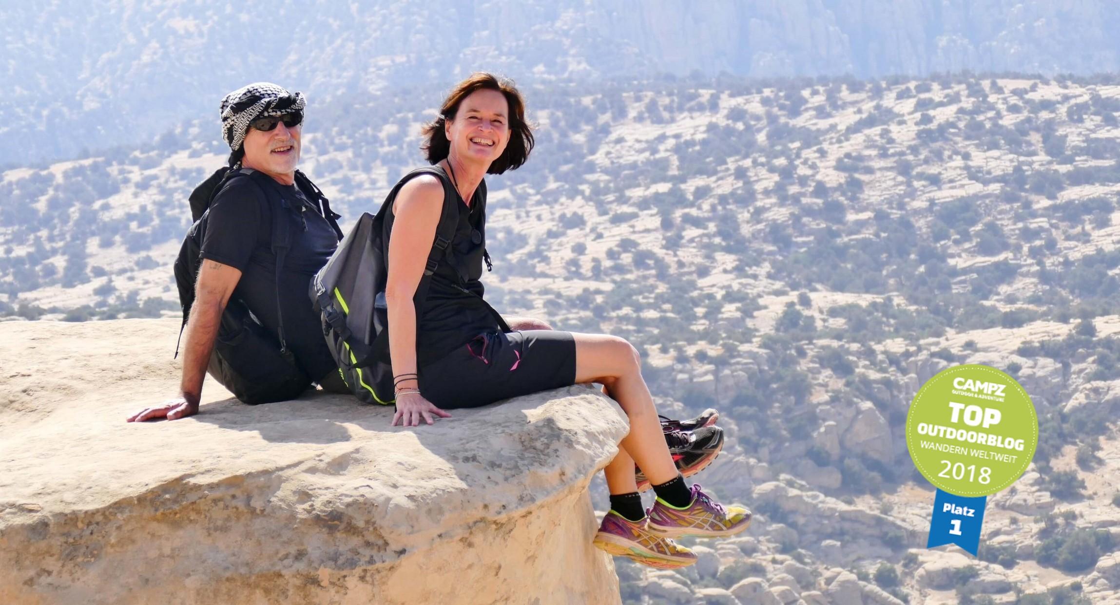 Interview mit Christiane & Aras von W.E.G.