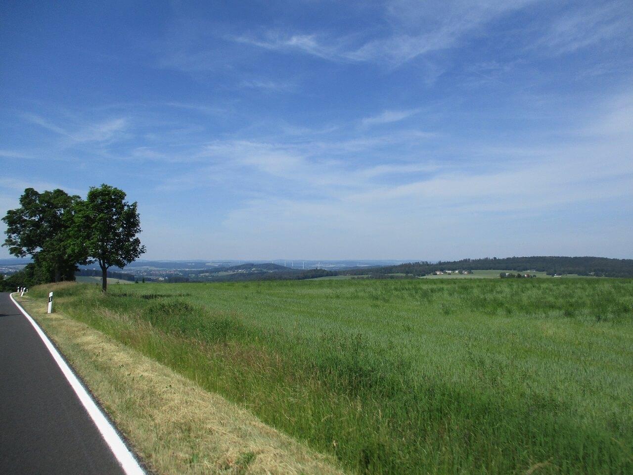 Bikepacking Tour zur Ostsee - Es geht nach Sachsen