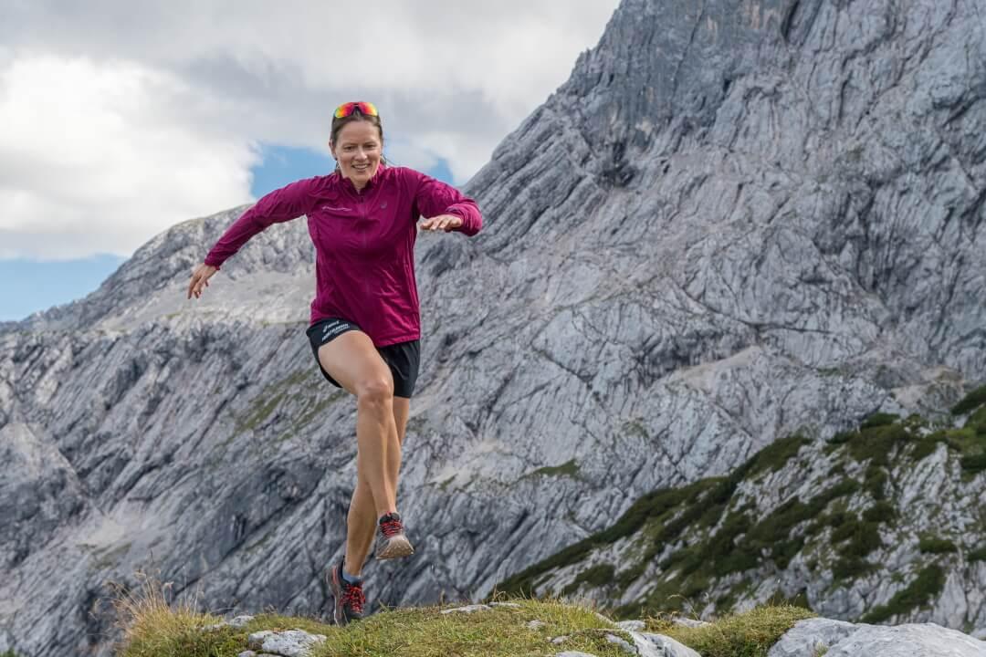 Wir stellen vor: Andrea von Running Happy - Top Outdoorblog 2020 in der Kategorie »Trailrunning«