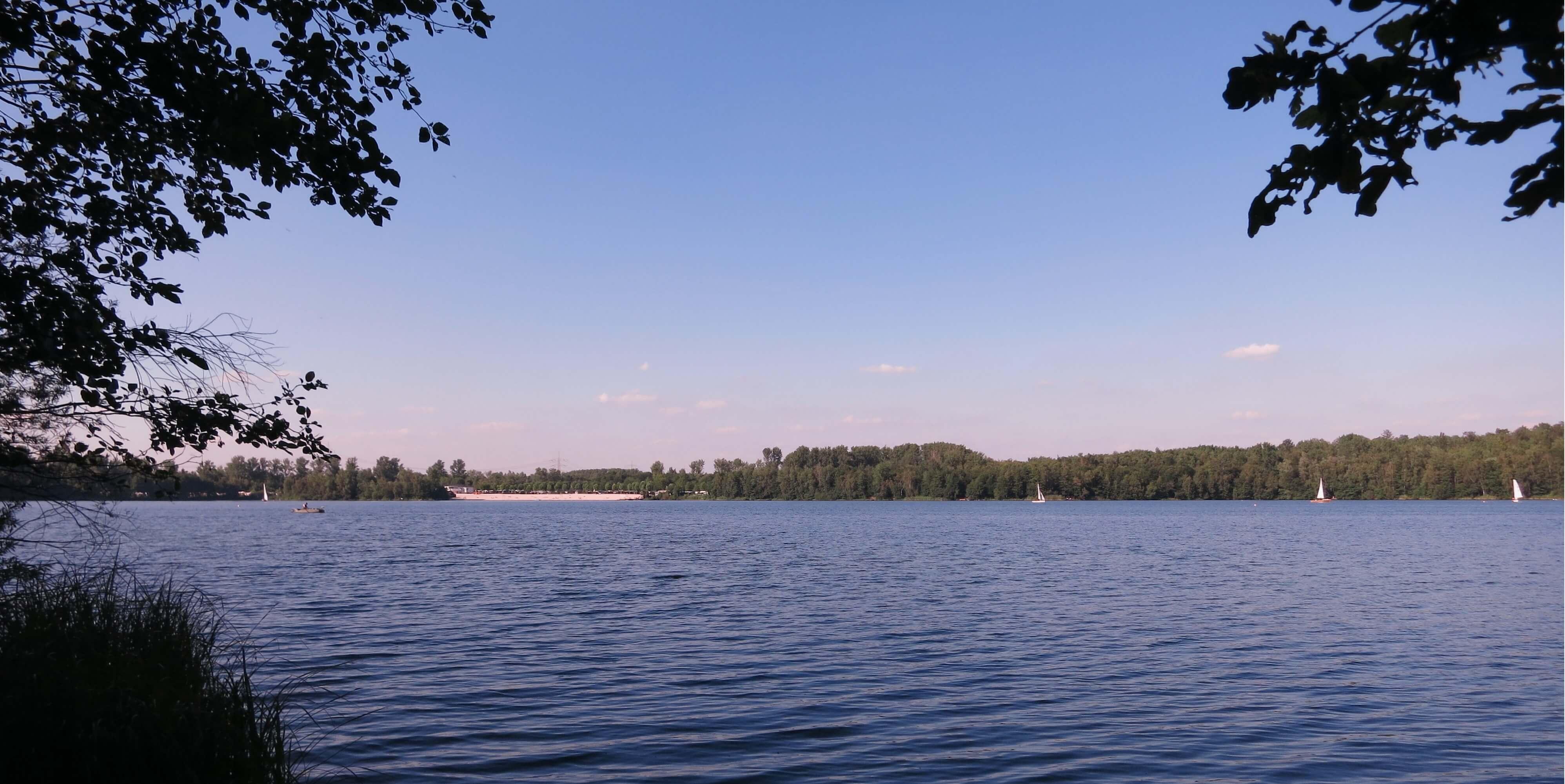 Wandern um die Villeseen - Liblarer See