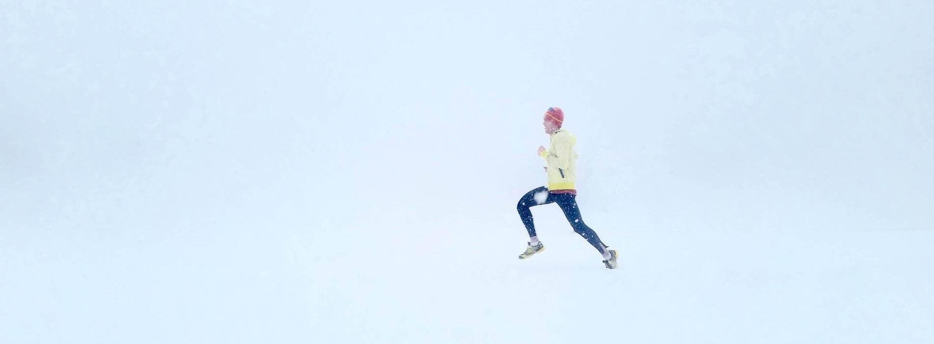 Laufen im Winter? Na klar!