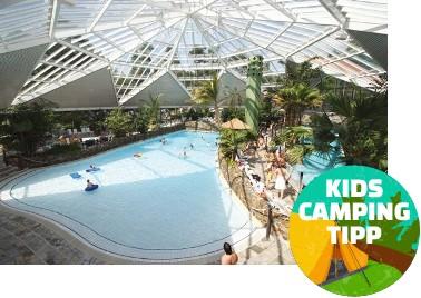 Kids Camping Tipp - Südsee-Camp