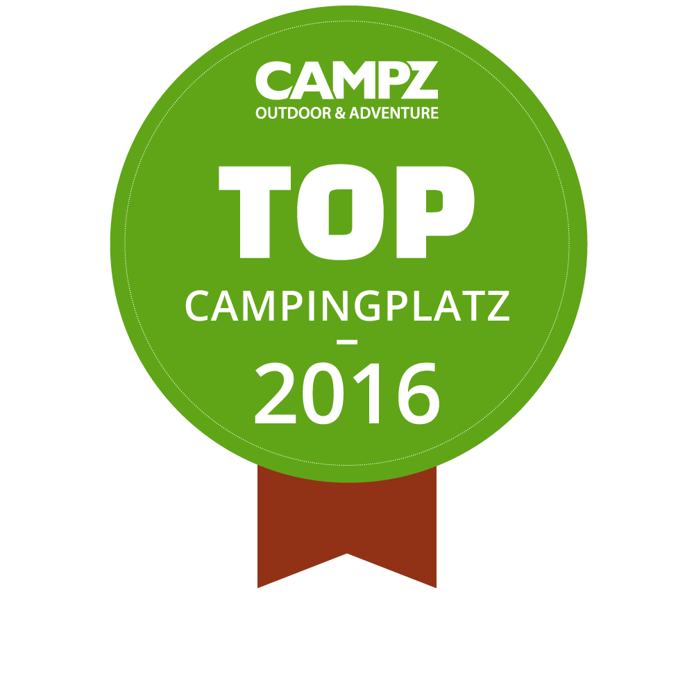 Siegel - Top Campingplatz 2016