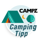 CAMPZ Camping Tipp