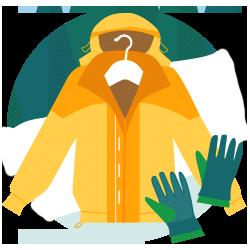 Langlauf lernen: was soll ich anziehen?