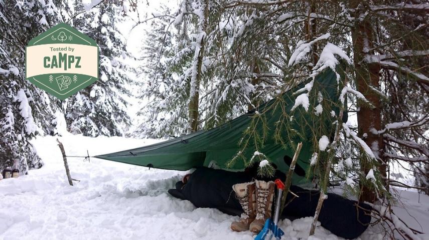 Der Marmot Paiju -5 Schlafsack und das Alvivo Merino Inlet - ein Traumpaar für extreme Bedingungen