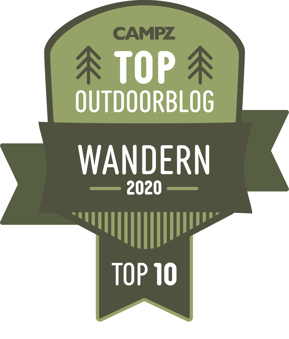 CAMPZ Blogwahl 2020 - Top 10 Wander-Blogs