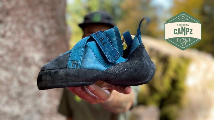 So iLL Free Range Pro – Griffiger und aggressiv geformter Boulder-Schuh
