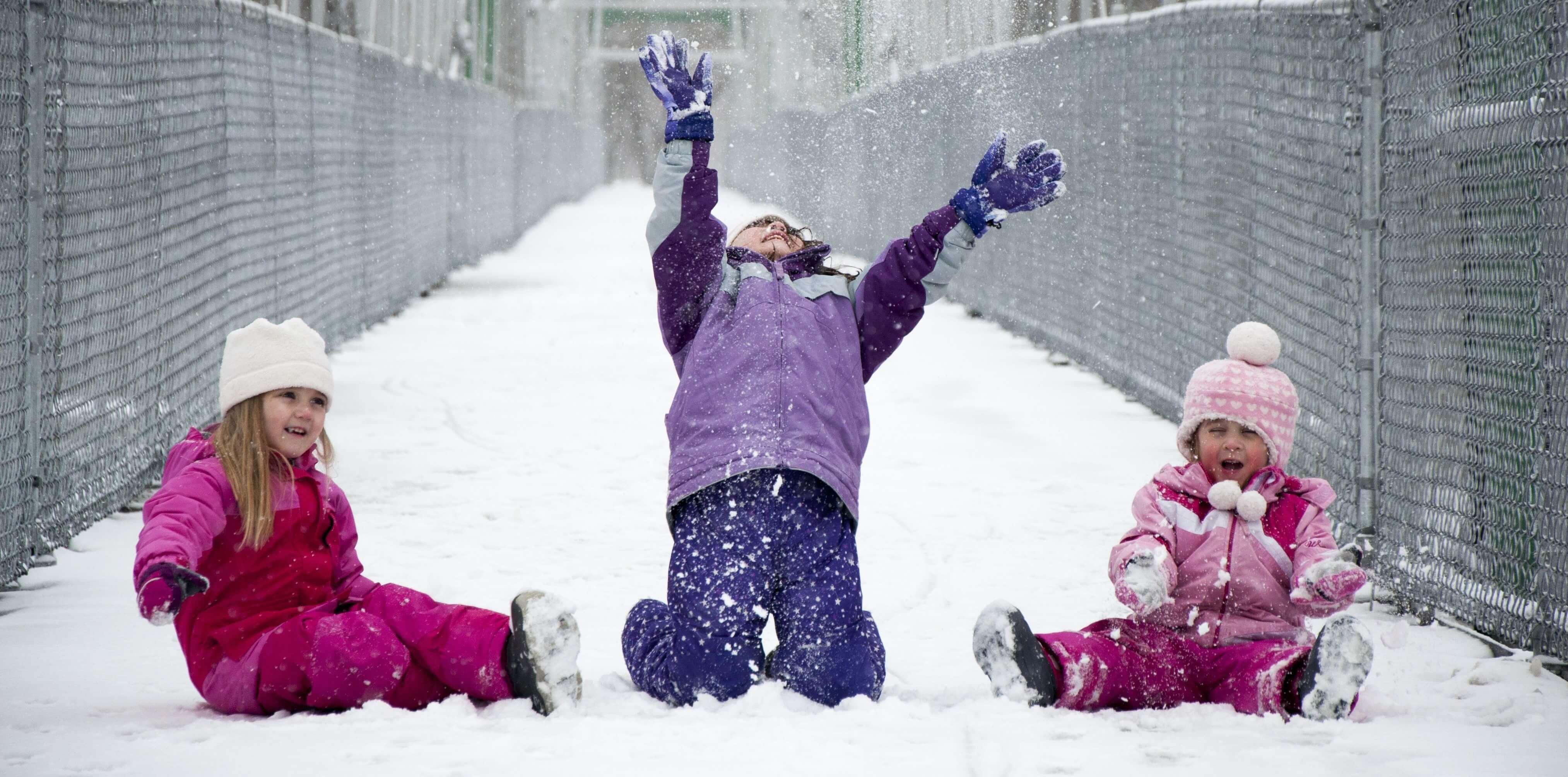 Guide: Was trägt dein Kind im Winter?