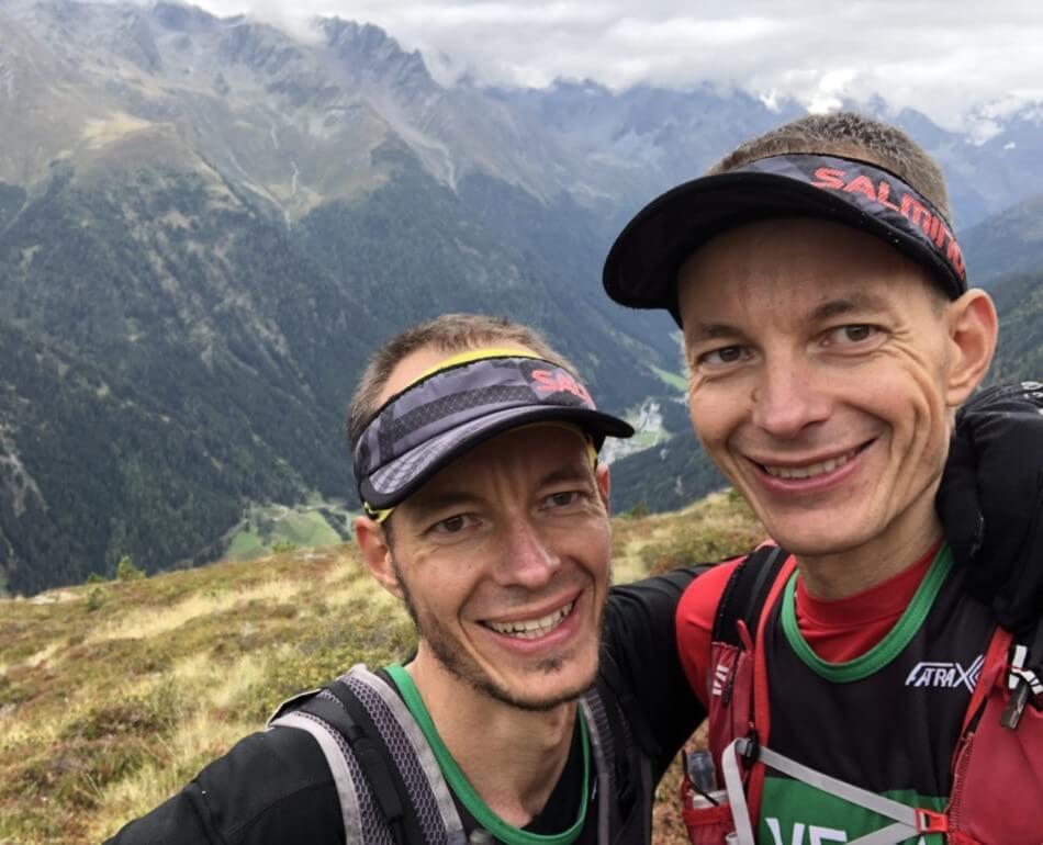 Portrait Henrik und Marek von Running Twins
