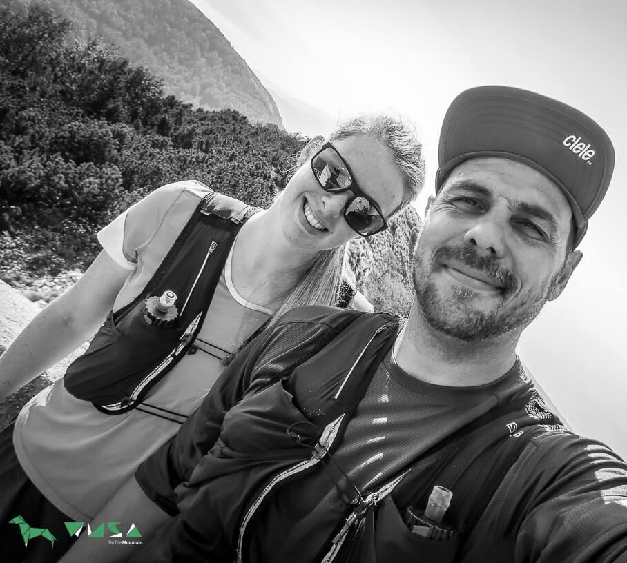 Portrait Sabrina und Christian von WUSA On The Mountain