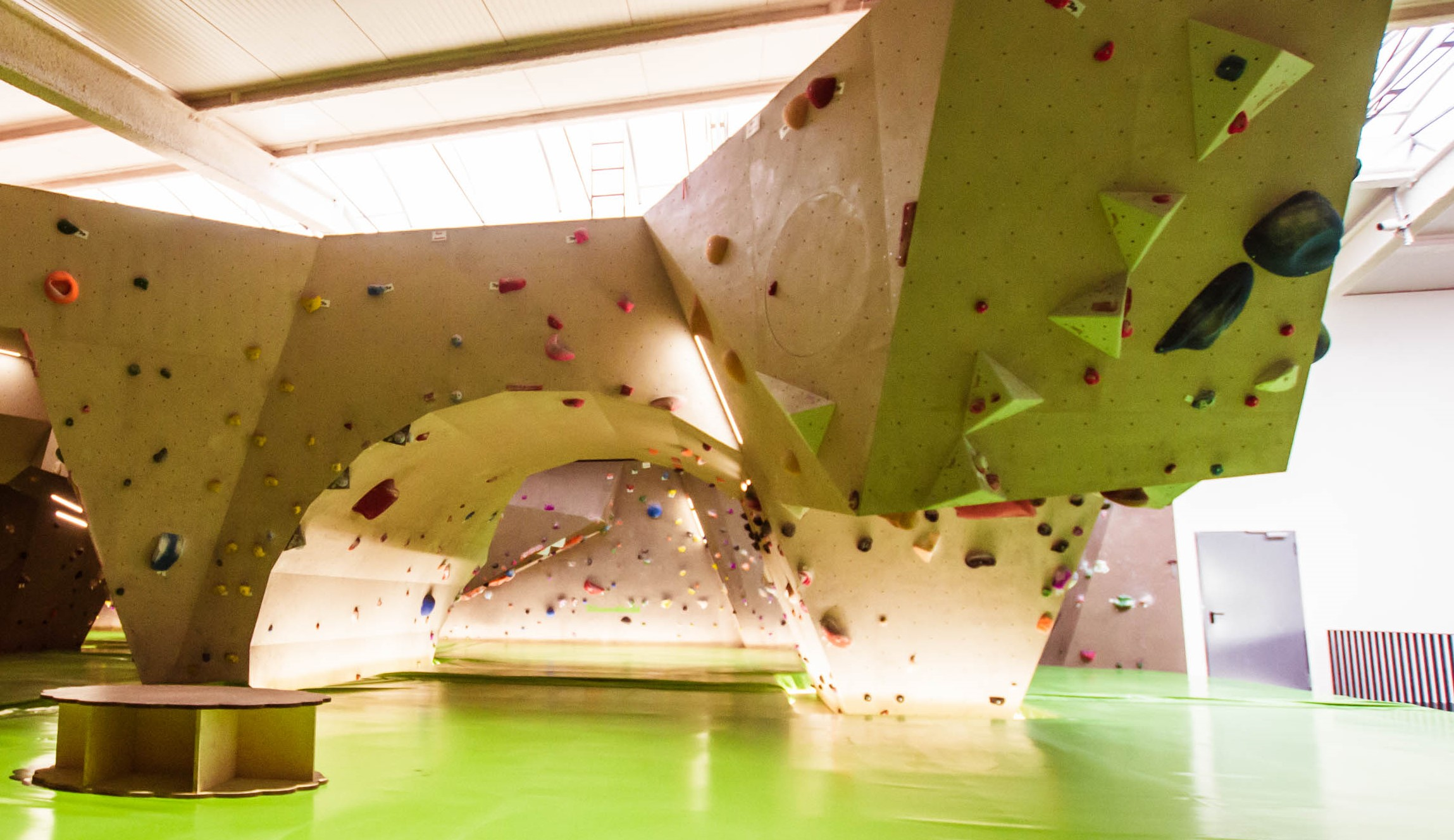 Top Boulderhalle - Vels Boulderhalle Stuttgart