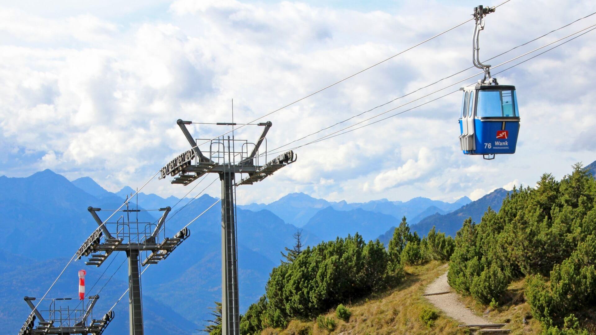 Wandern mit Kindern in Garmisch