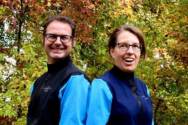 Andreas und Jutta von SUPscout