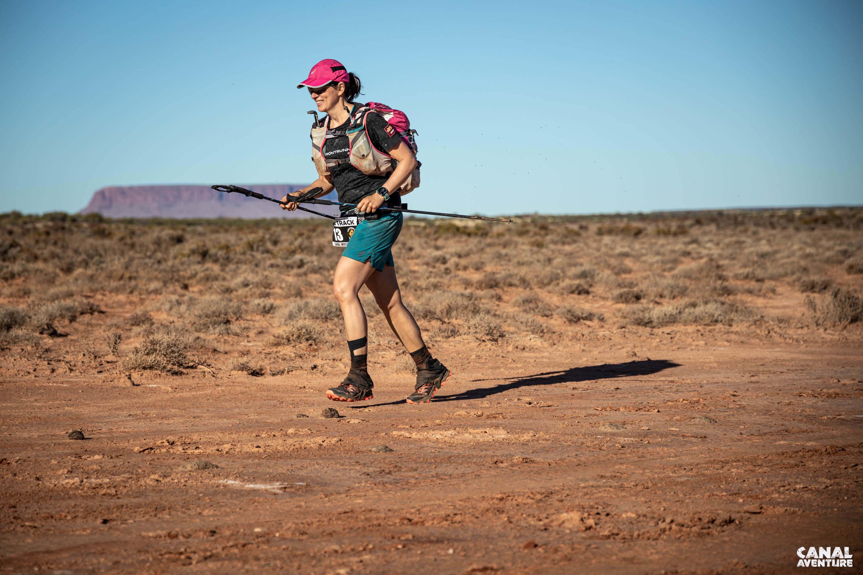 Laufen im australischen Outback - letzte Etappe