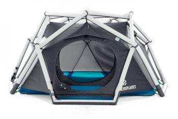 Aufblasbares Zelt - CAMPZ