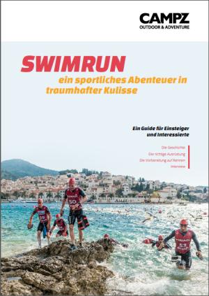 Swimrun Guide: E-Book für Einsteiger und Fortgeschrittene