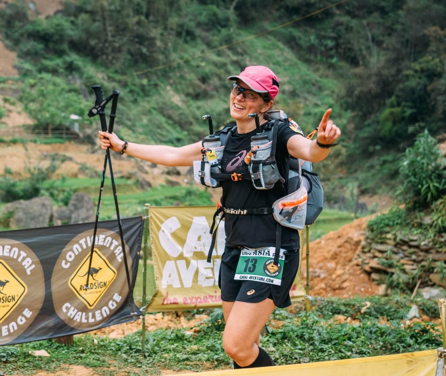 Portrait Andrea von Running Happy